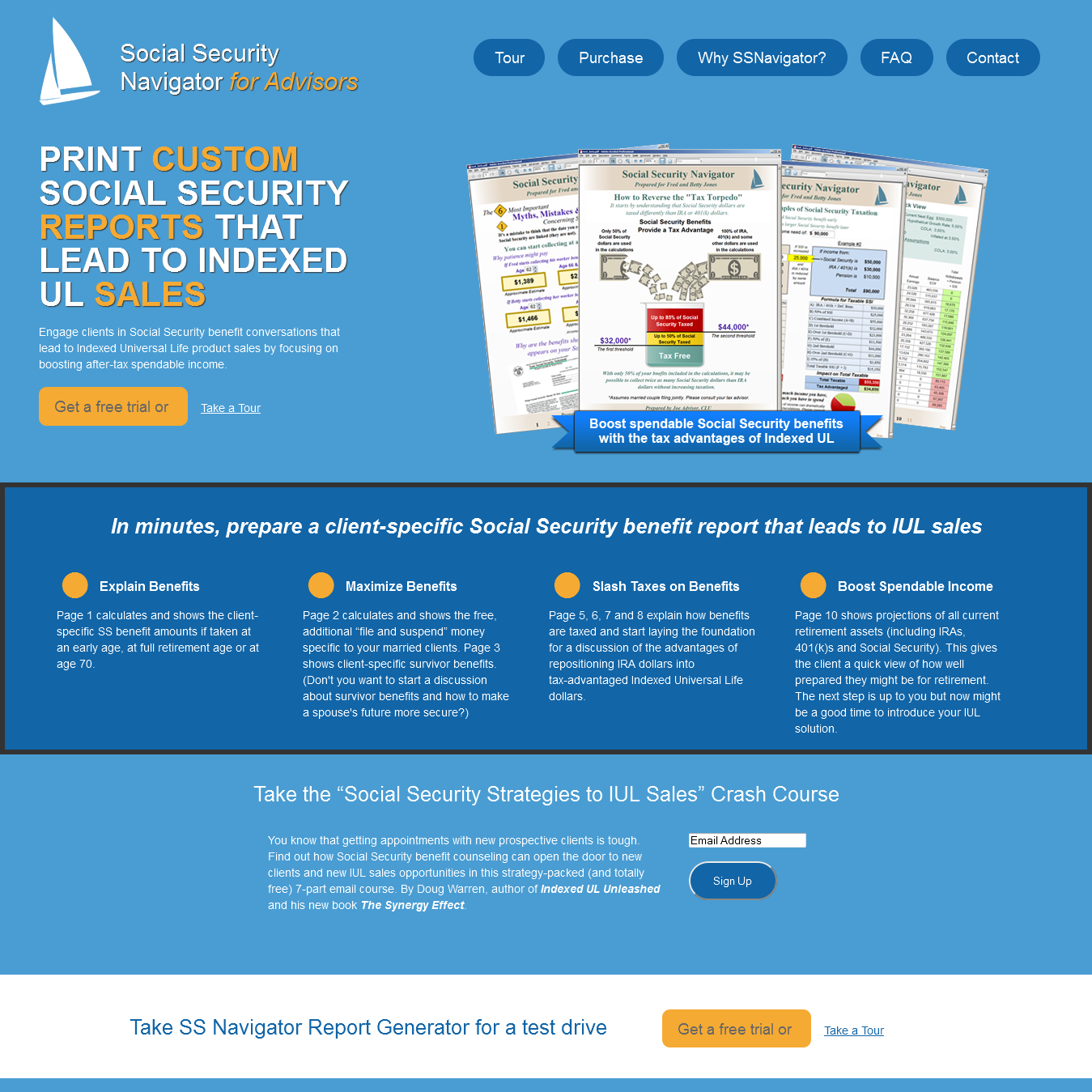 SalesArt Media - Social Security Navigator [square]